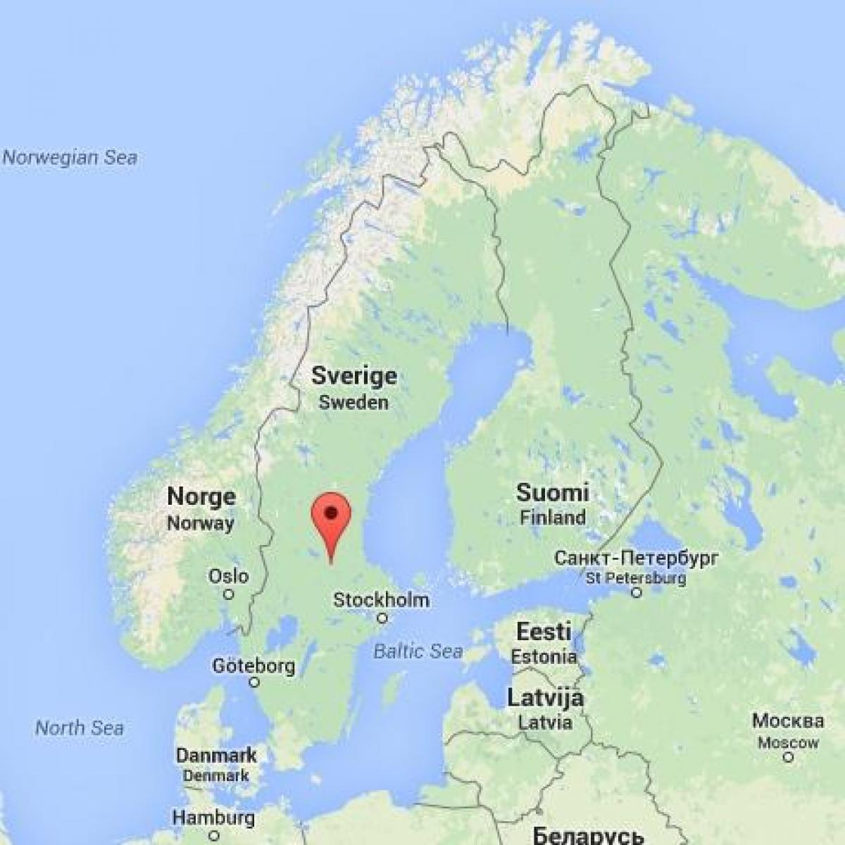 Falun Karta Sverige Karta 2020