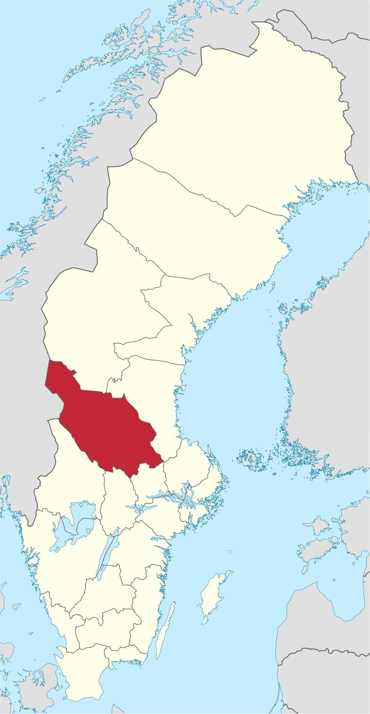 Mora Sverige Karta Karta 2020